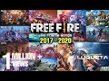 Free Fire All Theme Songs 2017 - 2020 (OB23) | Old - New Theme Song | High Quality