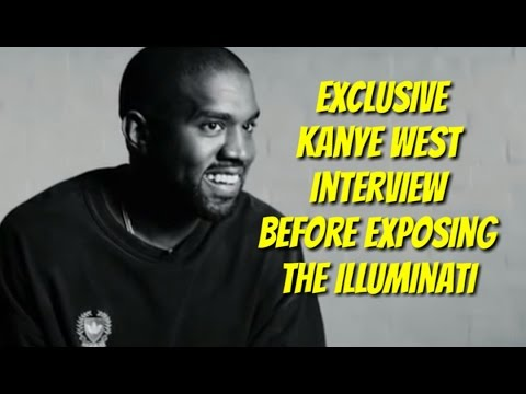 Kanye West Interview Days B4 Exposing The Illuminati & Jayz In Sacramento | DocHicksTv