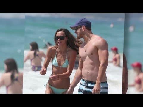 Kellan Lutz Dumps Aussie Girlfriend Sharni Vinson  Splash   Splash  TV  Splash  TV