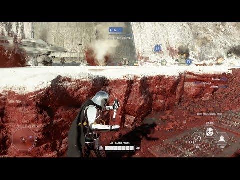 Star Wars Battlefront II: Galactic Assault #220* (First Order) [1080 HD]