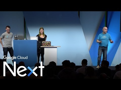 Zero to App: Live coding an app with Firebase and GCP (Google Cloud Next '17)