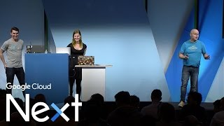 Zero to App: Live coding an app with Firebase and GCP (Google Cloud Next