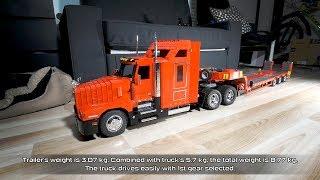 Lego RC Kenworth T600 truck