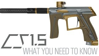 Planet Eclipse CS1.5 - WHAT YOU NEED TO KNOW - Official Badlands Paintball