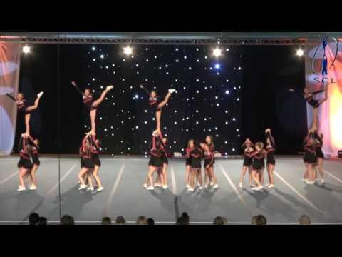 SU7  Cheer, Junior | Helsinki Athletics Cheerleaders, HAC Junior Elite
