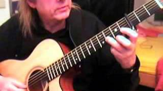 Wond´ring  Aloud Jethro Tull Guitar Lesson By Siggi Mertens