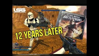 12 Years Later - Star Wars Battlefront 2 (2005)