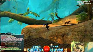 Guild Wars 2 Vista Point Lightfoot Passage (Straits of Devastation)