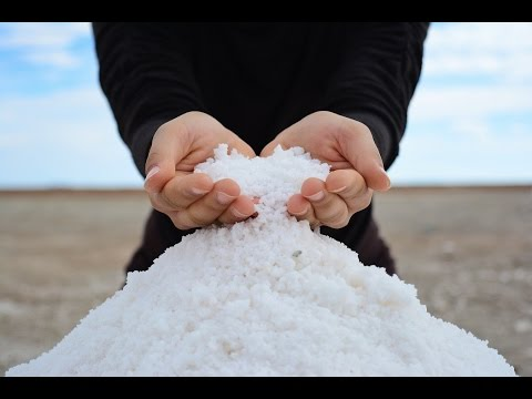 A Story of Salt - Natural Hotel Concept by Palacio de Sal, Bolivia