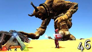 THE MOST POWERFUL CREATURE IN ARK TAMED !!! ARK: SURVIVAL EVOLVED GENOMES MEGA MONSTER MODDED E46