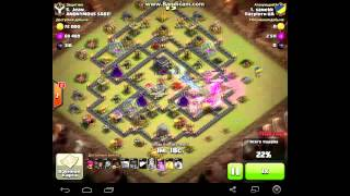 Кабаны + голем + маги (обзор КВ) | Clash of Clans Патріоти UA