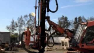 TAMROCK PANTERA 900 Vertical Rock Drill
