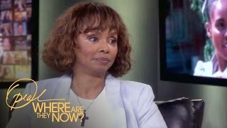Debbi Morgan's Family History of Domestic Abuse | Where Are They Now | Oprah Winfrey Network