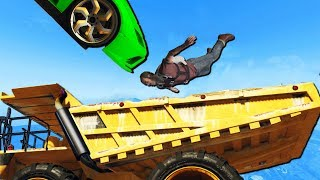 GTA 5 FAILS & WINS #56 (GTA V Funny Moments Compilation)