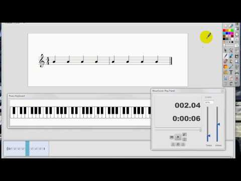 Learning to Read Music with Musescore Part 1