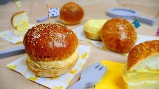 Just Egg Hamburger 玉子だけサンド ハンバーガー