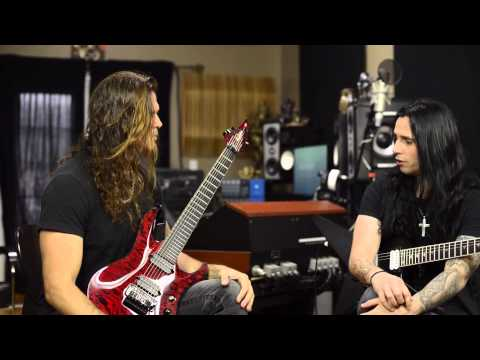Chris Broderick and Gus G Teach Each other Shred Licks, Talk New Projects