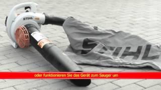 Kurzfilm Laubsauger