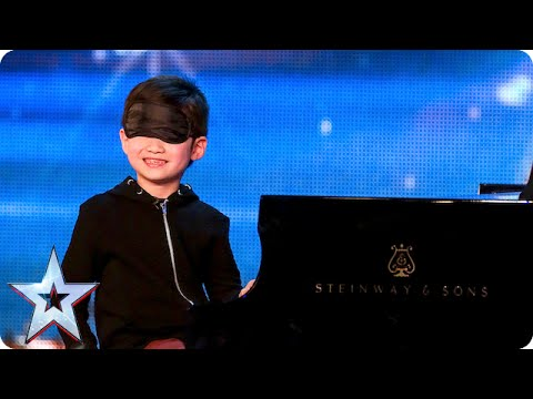 Will we see piano prodigy Leo in the semi-finals? | Britain's Got Talent 2015