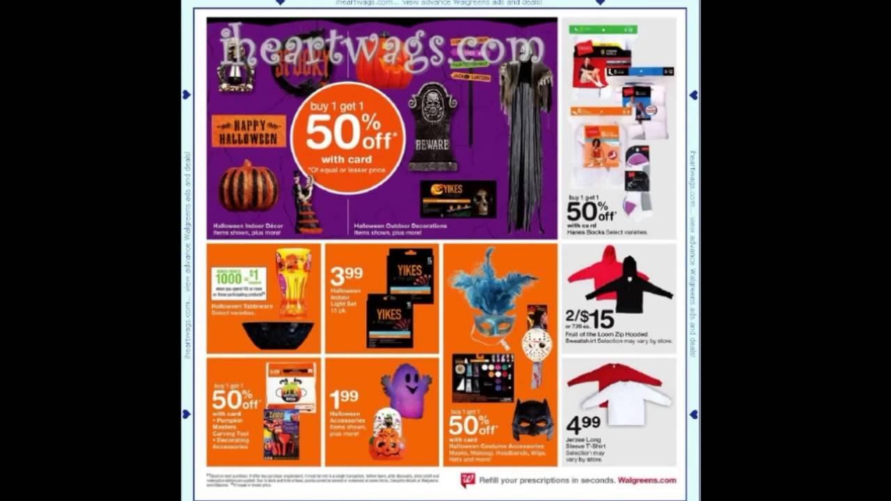 Walgreens  Shopper de la semana del 18 al 24 de Septiembre