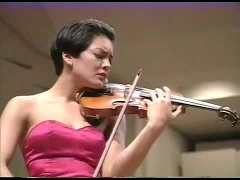 Anne Akiko Meyers.