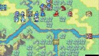 Fire Emblem 7 Walkthrough Part 10