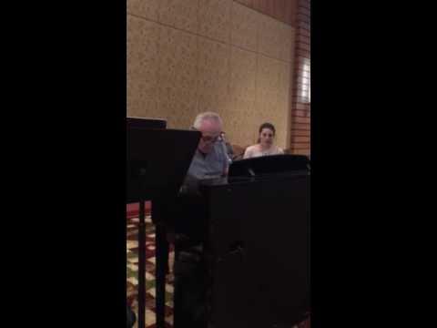 Caeli's Happy Birthday by Maestro Tovey