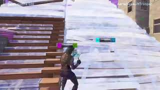 Aerial assault trooper gets clapped in fortnite