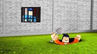 PRISON ESCAPE WITH FRIENDS! (Roblox)