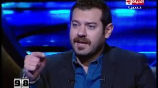 بالفيديو.. عمرو يوسف يكشف حقيقة منع عرض إعلانه واتهامه بالتحرش