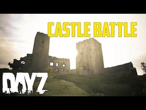 DayZ Overpoch - Castle Battle
