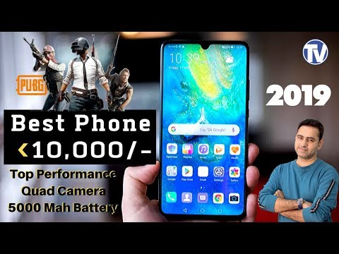 Best Smartphones Under 10000 | Best Camera, Gaming And Battery Phone Under 10000 | Hindi/urdu | 2019