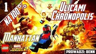 LEGO Marvel Super Heroes 2 na 100% [#1] - Manhattan 1/4