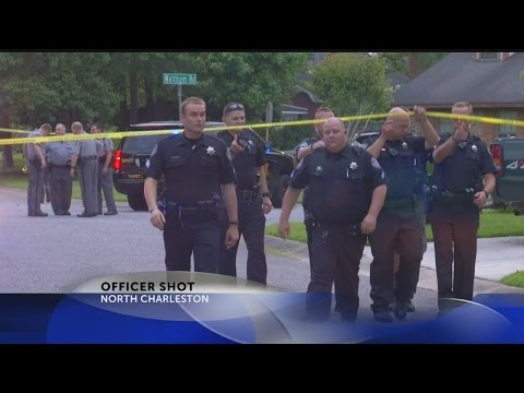 SC officer saved by vest in standoff