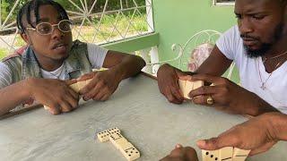 Rygin King Playing Domino | @nitro__immortal