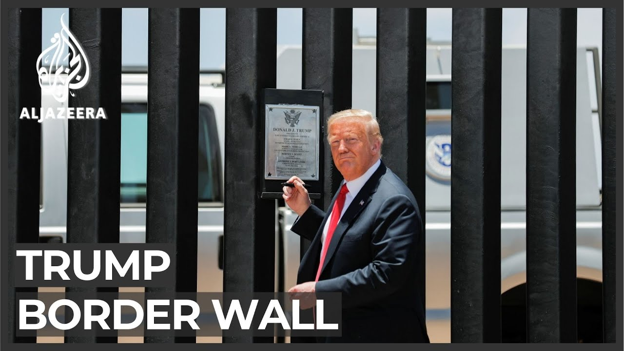 Download What is the effect of Trump's border so far?