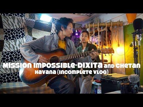 Dixita & Chetan Incomplete VLOG and featuring Sanjay's Original Song
