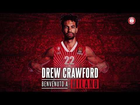 Welcome Drew Crawford