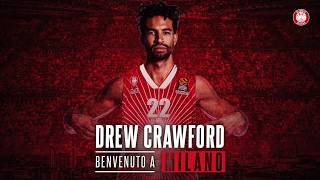 Welcome Drew Crawford