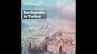 Powerful Earthquake Felt In Turkey