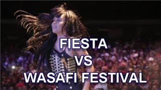 TRH 24 WASAFI FESTIVAL vs FIESTA BABUTALE KAFUNGUKA ISHU YA ALIKIBA
