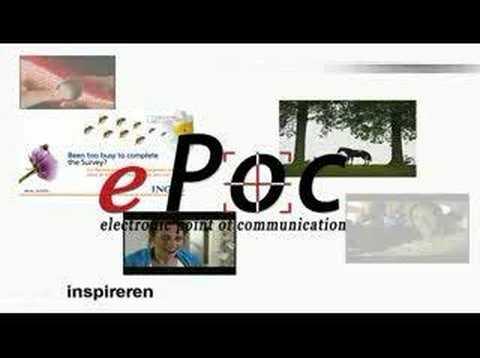 e-poc Narrowcasting