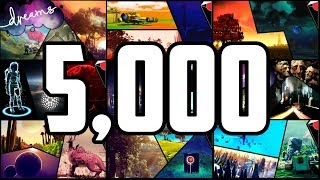 THANK YOU FOR 5,000!!!   Celebration Video?