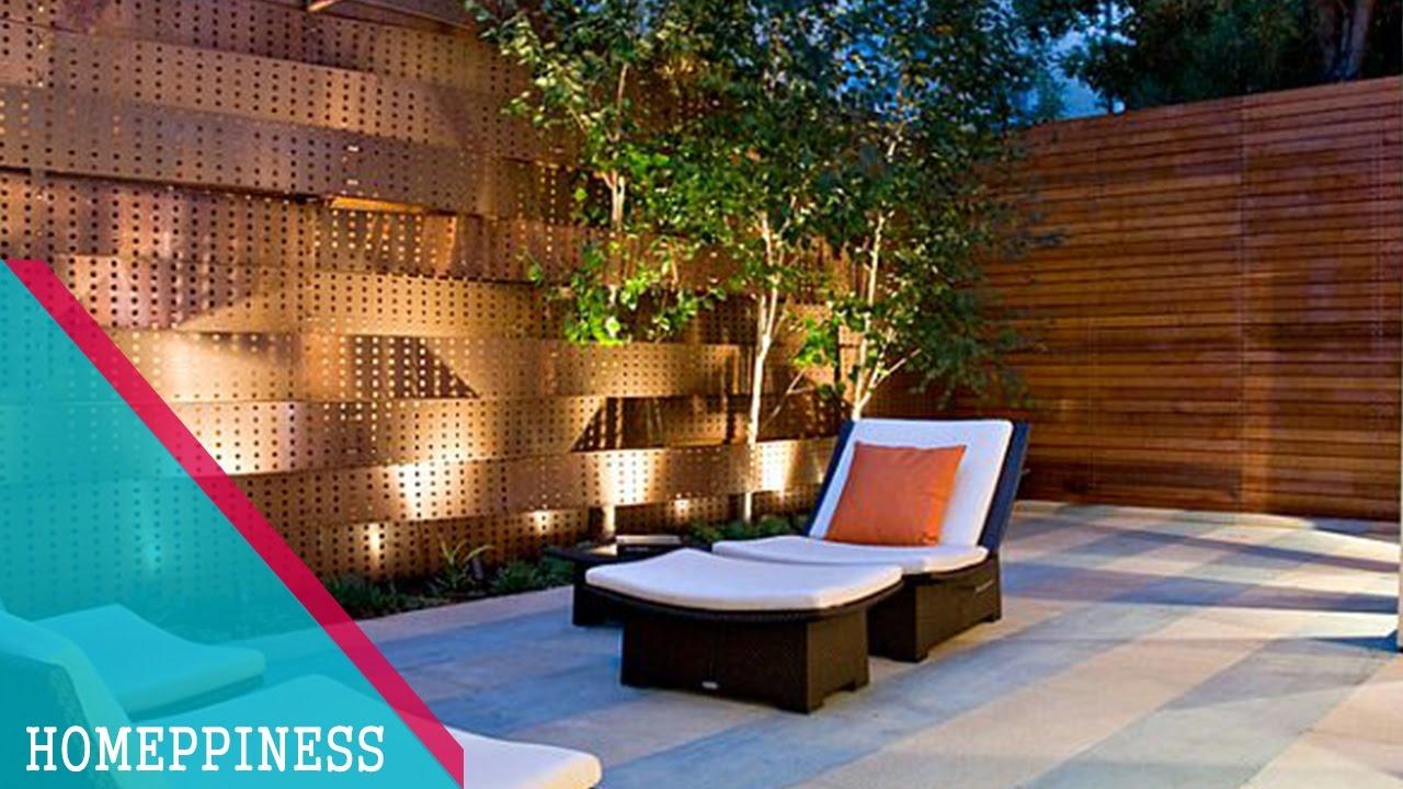 (NEW DESIGN 2017) 30+ Modern Backyard Wood Fence Ideas ... on Backyard Wooden Fence Decorating Ideas  id=58151
