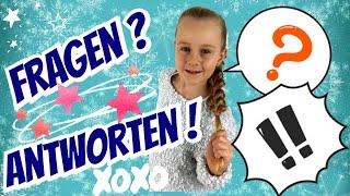 Mein 1. Fragen und Antworten  Video ♥ Coole Mädchen Zöpfe & Frisuren 🎄