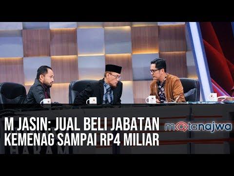 Transaksi Haram Politik: Jual Beli Jabatan Kemenag Sampai Rp4 Miliar (Part 2) | Mata Najwa