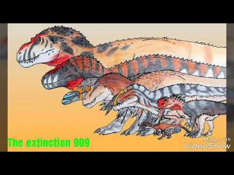 Big tyrannosauridae tribute