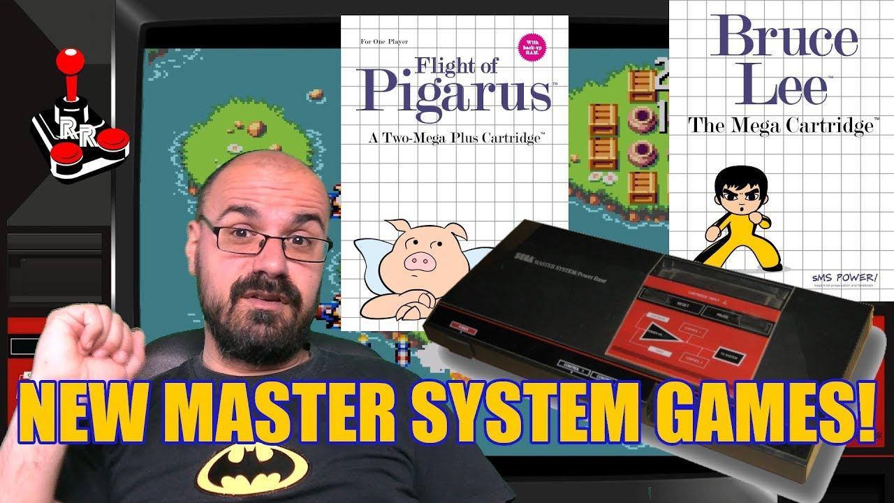Ko-fi - Sega Master System   Exploring HOMEBREW Games - Ko