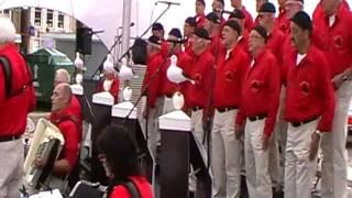 MOOI GRIEKENLAND van Vader Abraham en Jannes gezongen door De Meppeler Muiters.: PIRATENHITS