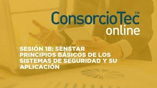 Sesión 1B:  SENSTAR - Principios b ásicos de los Sistemas de Seguridad y su aplicación